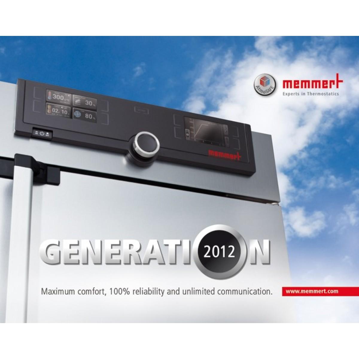 Memmert Generation 2012 - a Memmert új generációs készülékei 885f125ea6