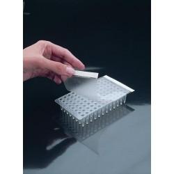 Öntapadós film PCR plate-ek lezárásához
