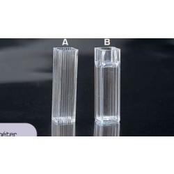 Spektrofotométer küvetták standard vagy UV/VIS típusban