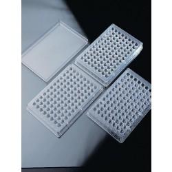Mikrotitráló plate 96 db lyukkal, steril