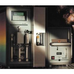 CS-2000 kombinált fűtésű CS-analizátor