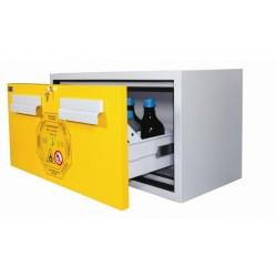SAFETYBOX CM line gördülőfiókos kivitelű tűzálló szekrények