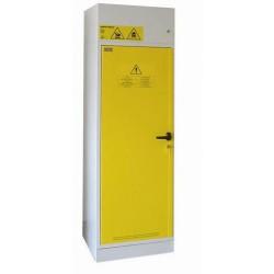 SAFETYBOX AA 600 típusú egyterű savtároló szekrények