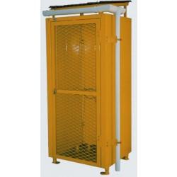 SAFETYBOX kültéri gázpalacktároló szekrények