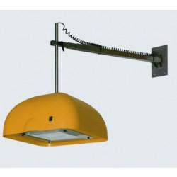 CAP-FARM 60/B falra szerelhető elszívó készülék