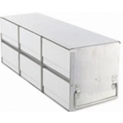 Rekeszes tárolóelemek az ultramélyhűtők kamráiba