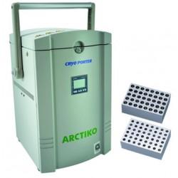 aluminium tömb mikrocsövekhez DP-80 készülékhez