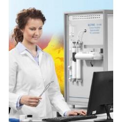 ELTRA CS-580 típusú elemanalizátor