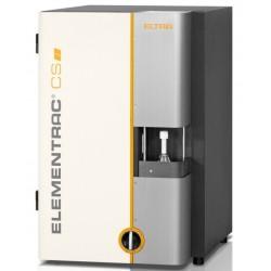 ELEMENTRAC CS-i, szén-kén analizátor
