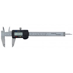 Digitális tolómérő, standard, 150 mm, 0,01 mm