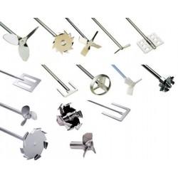 Keverőpálcák az IKA pálcás keverő készülékeihez