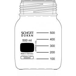 Laboratóriumi üveg, GLS80