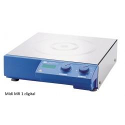 Midi MR 1 digital nagyméretű mágneses keverők