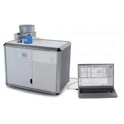 NDA 701 nitrogén meghatározó PC-vel és a 120 férőhelyes mintaváltóval