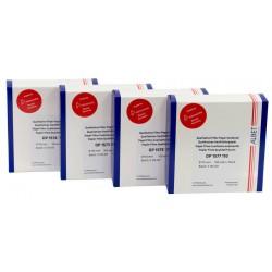 Nedvesen is szilárd, alacsony tartalmú kvalitatív szűrőpapírok