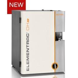 ELTRA Elementrack OH_p típusú oxigén-hidrogén analizátor impulzus-kemencével