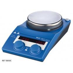 IKA  RET basic típusú fűthető mágneses keverő