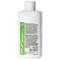 Skinsan Scrub kézfertőtlenítő szer, 500 ml