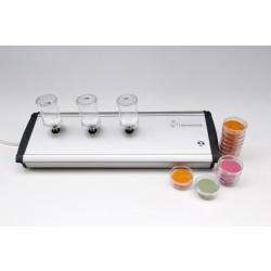 kompakt szűrőrendszer mikrobiológiai célra