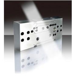 UniBloc mérőcella - egyetlen alumínium tömbből kialakítva