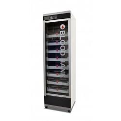 Vestfrost BBR 290 vérhűtő szekrény +4°C ±1,5°C, 212 literes