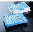 Kombinált rack PCR csövekhez, füzérekhez, plate-ekhez