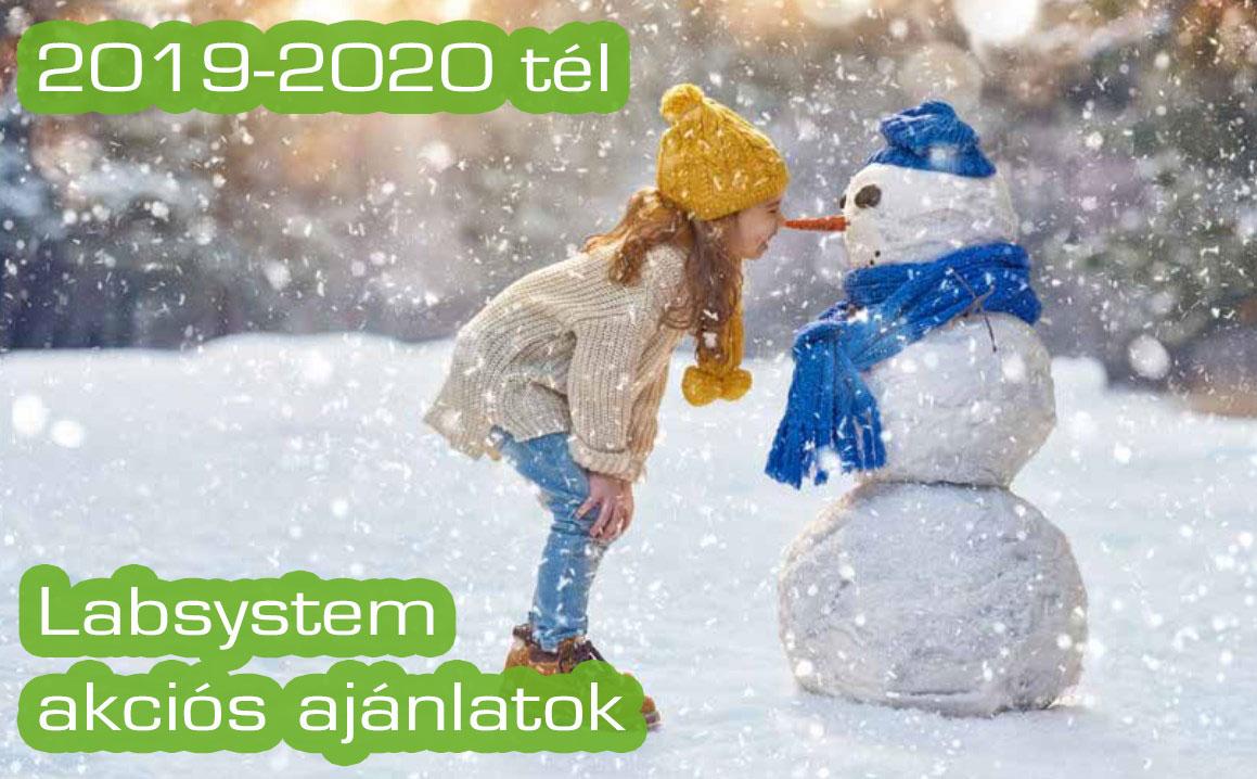 Labsystem téli ajánlatok 2019/2020